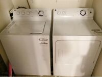 GE washer and dryer $650 need gone ASAP