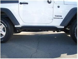 Rock Crawler Side Guard Jeep 2007-17 (2 portes)