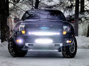 Super Bright LED Light Bars & HID Lights ON SALE with Warranty