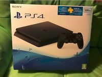 Playstion 4 Slim - PS4 500GB