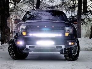 GP UNIWAY!!! Dual Row LED Light Bar on Sale from $50