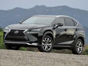 2016 NX200t Lease Takeover - Great condition!