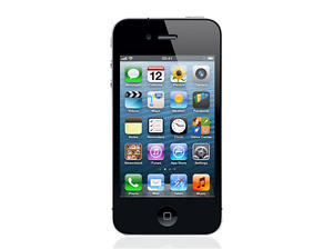 Black iPhone 4S - Excellent condition