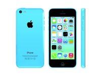 iPhone 5c Blue 16GB on EE