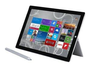 """Microsoft Surface Pro 3 12"""" 64GB Windows Tablet With Intel Core"""