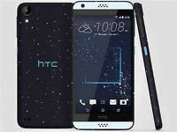 HTC Desire 530 Lagoon Blue Brilliant Condition Always Screen Protected LIKE NEW