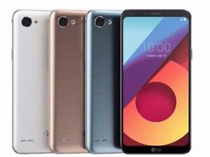 "LG Q6 - BRAND NEW - 5.5"" -32 GB Storage - UNLOCKED"