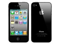 ******** APPLE IPHONE 4 32GB UNLOCKED TO ALL NETWORKS ********