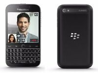BLACKBERRY CLASSIC UNLOCKED SUPER MINT CONDITION WITH BOX AND ACCESSORIES
