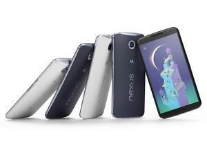 Google NeXus 6, (with warranty) 32GB SIM Unlocked