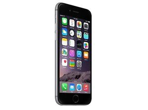 Black iPhone 6 - 64gb unlocked in perfect condition