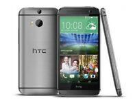 HTC one M8. 16gb. Unlocked. Grey. Good condition £110 fixed price
