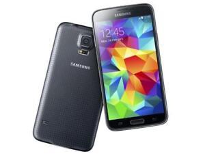 Like new 64B Samsung Galaxy S5+ Factory unlocked+ACCESSORIES