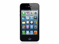 Rogers iphone 4s 16g black (great condition)