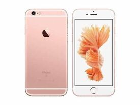 iPhone 6s - 64 GB in excellent condition Available in Rose Gold