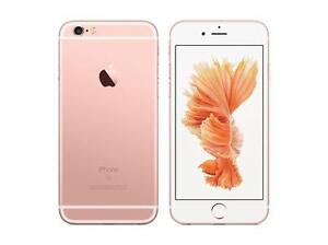 Brand new Unlocked  1 Year Apple Warranty Apple iPhone 6S 32gb Rose gold/Silver/Gold/Black in Mint Condition!