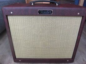 Fender Blues Junior Wine Red FSR Cannabis-Rex