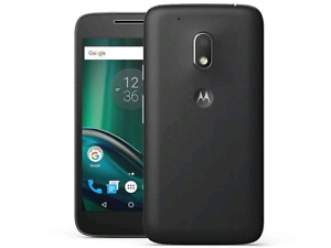 Moto G4 Play 16GB Factory Unlocked Smartphone smartphone works o