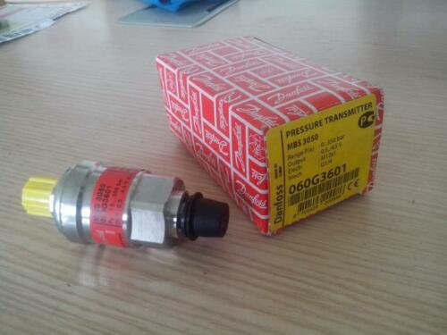1pc New  Danfoss Mbs3050 060g3601 Pressure Transmitter