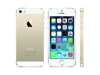 iPhone 5S 32GB Gold Excellent Condition + Accessories