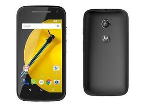 Moto E 4G LTE Brand new cell+30$ phone card- US ONLY