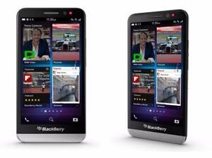 THE CELL SHOP has a BlackBerry Z30 works on Telus or Koodo