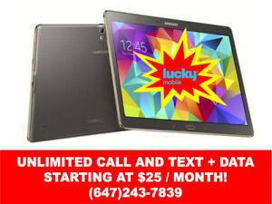 Huge Savings Sale on the latest Samsung Galaxy Tab S & S2!!