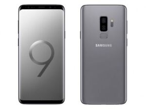 Samsung Galaxy S9+ Titanium Grey - Unlocked
