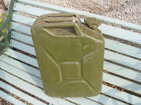 jerry can 1950 steel