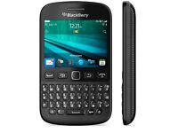 Blackberry 9720 Phone with Leather Case and Charger