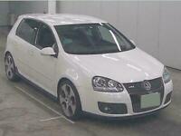 2009 Volkswagen Golf VOLKSWAGEN GOLF 2.0T FSI ( 230PS ) DSG 2009MY GTI Hatchbac