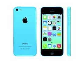 iPhone 5c - Unlocked to any network - 8gb