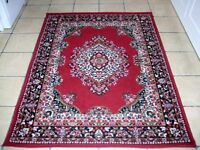 Lovely Traditional Oriental Style Patterned Rug. OFFERS WELCOME