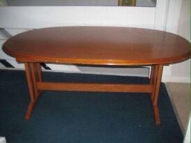 """G-Plan"" Coffee Table, Mid 20th Century Retro."