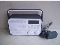 Dab radio nearly new in box