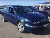 2002 Jaguar X Type 3.0 V6 SE Automatic (AWD) Very Low 50k FULL LEATHER Xtype S Type C Class E S Auto