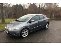 2006 Honda Civic Sport 2.2 cdti new shape✅FULL SERVICE✅2 KEYS✅PX WELCOME