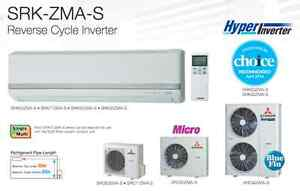 Mitsubishi Heavy Industries 9.2kW split system O'Connor Fremantle Area Preview