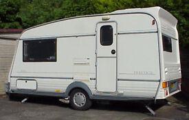 ABI Prestige 420/2 1997 2 Birth Caravan - VERY GOOD CONDITION