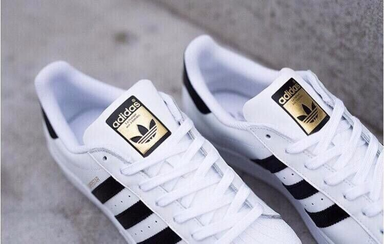 Adidas Superstar Different Colours