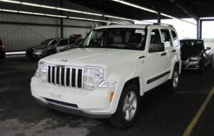 2010 Jeep Liberty ltd 3.7l 4x4 loaded