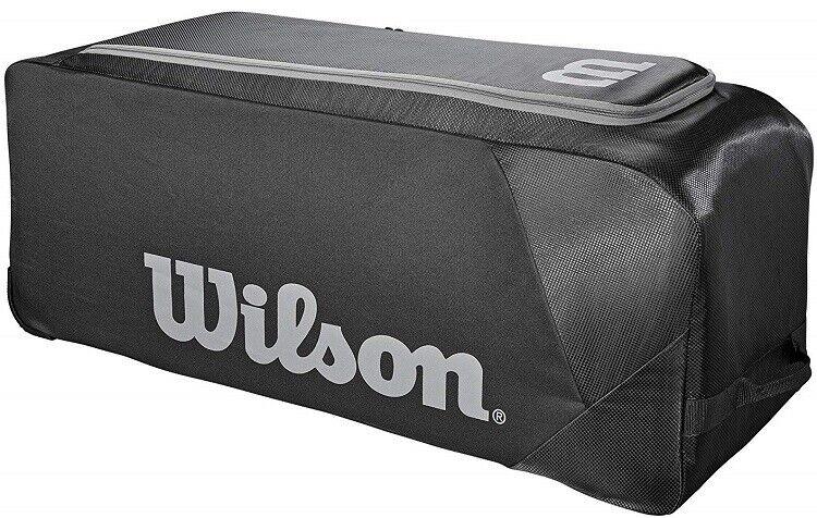 Wilson WTA9710 Black Team Wheeled Catcher
