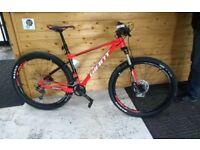 Giant fathom 2 mountain bike