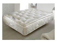 """New Superking luxury 14"""" Deep Pillow Topped Mattress"""