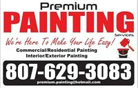 Premium Painting Services
