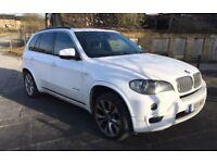 BMW X5 35D XDrive M Sport 5 door Auto - fully loaded