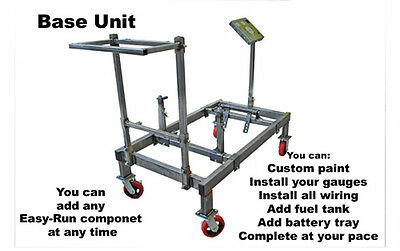 Easy Run Engine Test Stand The Base Unit New For Sale