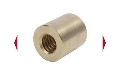 34 8 Tpi Acme Thread Left Hand Bronze