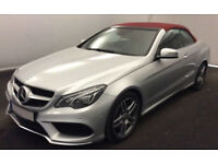 Mercedes-Benz E350 AMG Sport FROM £119 PER WEEK!