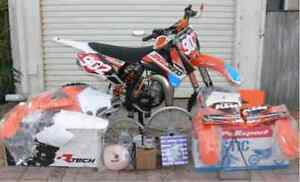 2012 KTM 85 sx Port Broughton Barunga West Preview